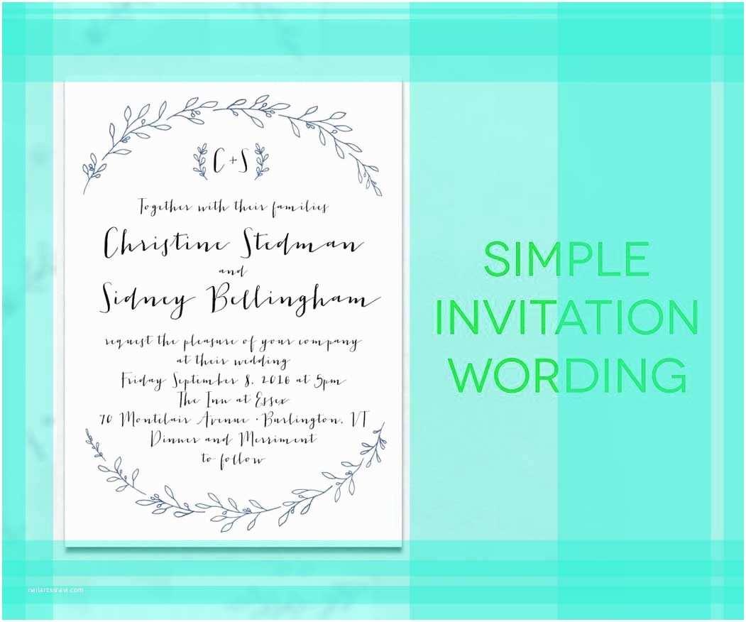 Wedding Invitation Wording Templates Wedding Reception Invitation Wording