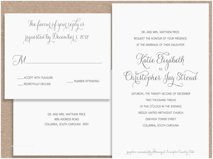 invitation wording to her with their parents
