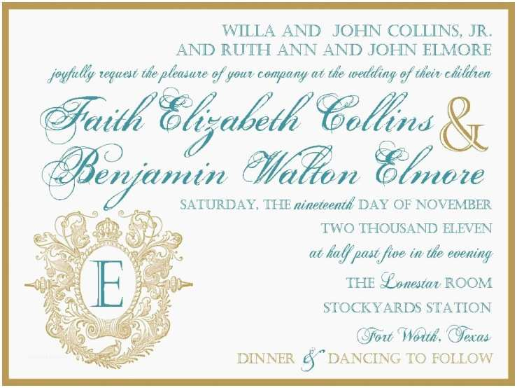 Wedding Invitation Wording together with their Parents Wedding Invitation Wording to Her with their Parents Uk