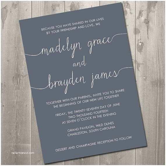Wedding Invitation Wording without Parents De 25 Bedste Idéer Inden for Wedding Invitation Wording