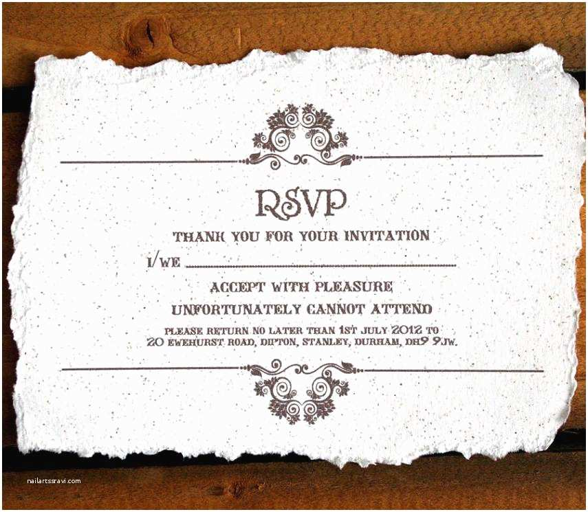 Wedding Invitations and Response Cards All In One Magnificent Wedding Invitation Rsvp Wording