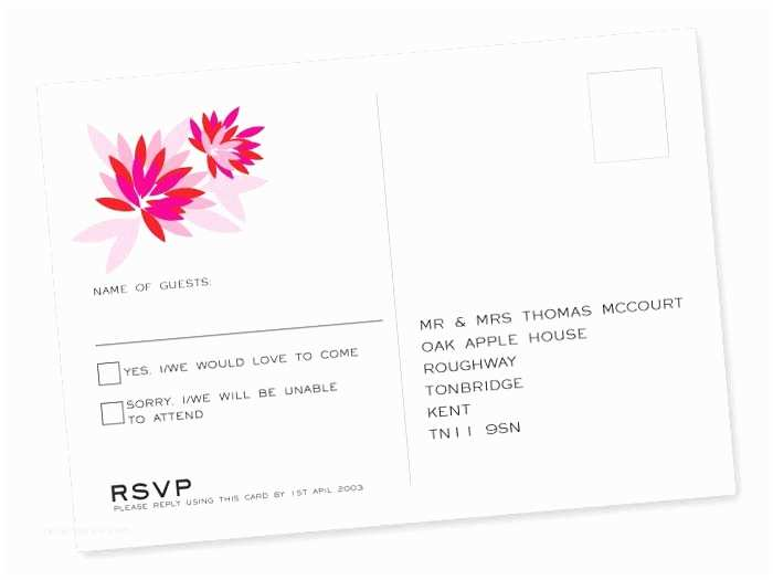 Wedding Invitations and Response Cards All In One Templates How to Reply A Wedding Invitation Respons and