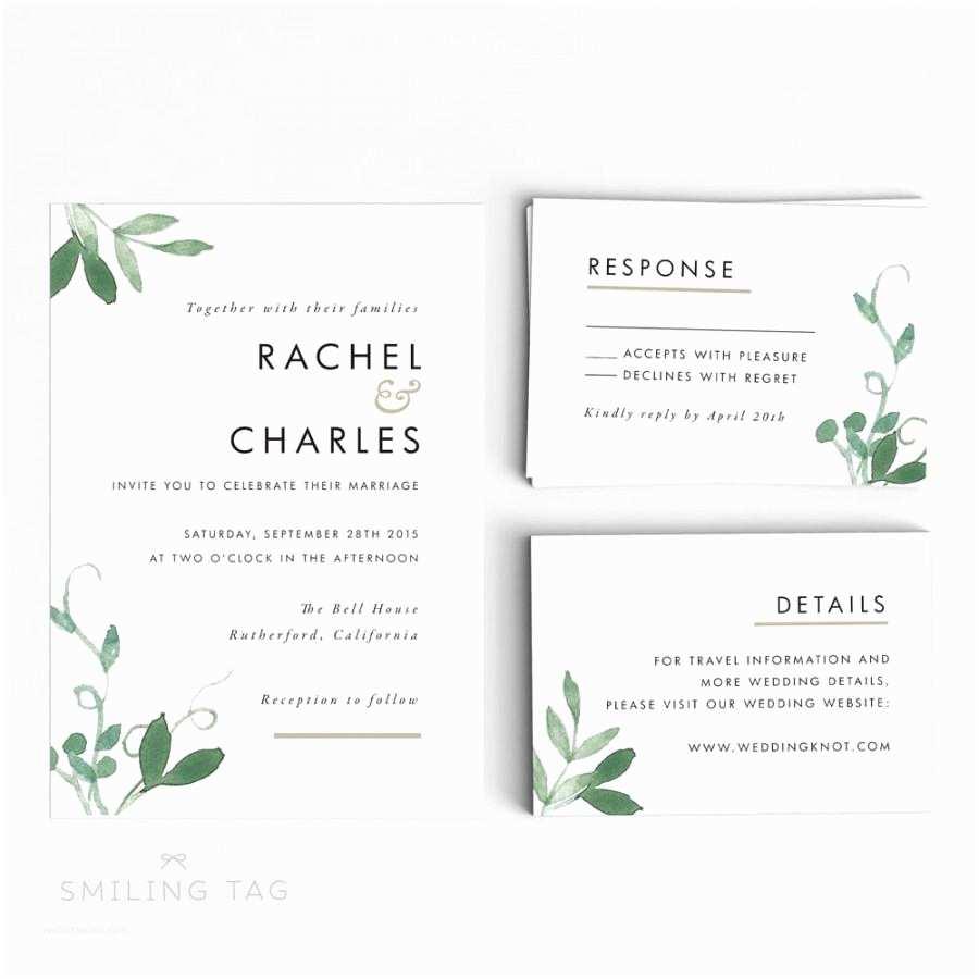printable wedding invitation set modern botanical wedding invites ready to print pdf rsvp card letter or a4 size item code p127