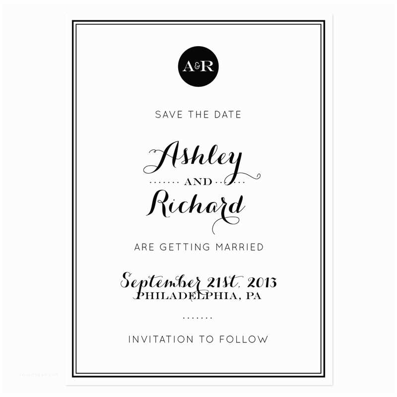 Wedding Invitations and Save the Dates Save the Date Wedding Invitation Wording