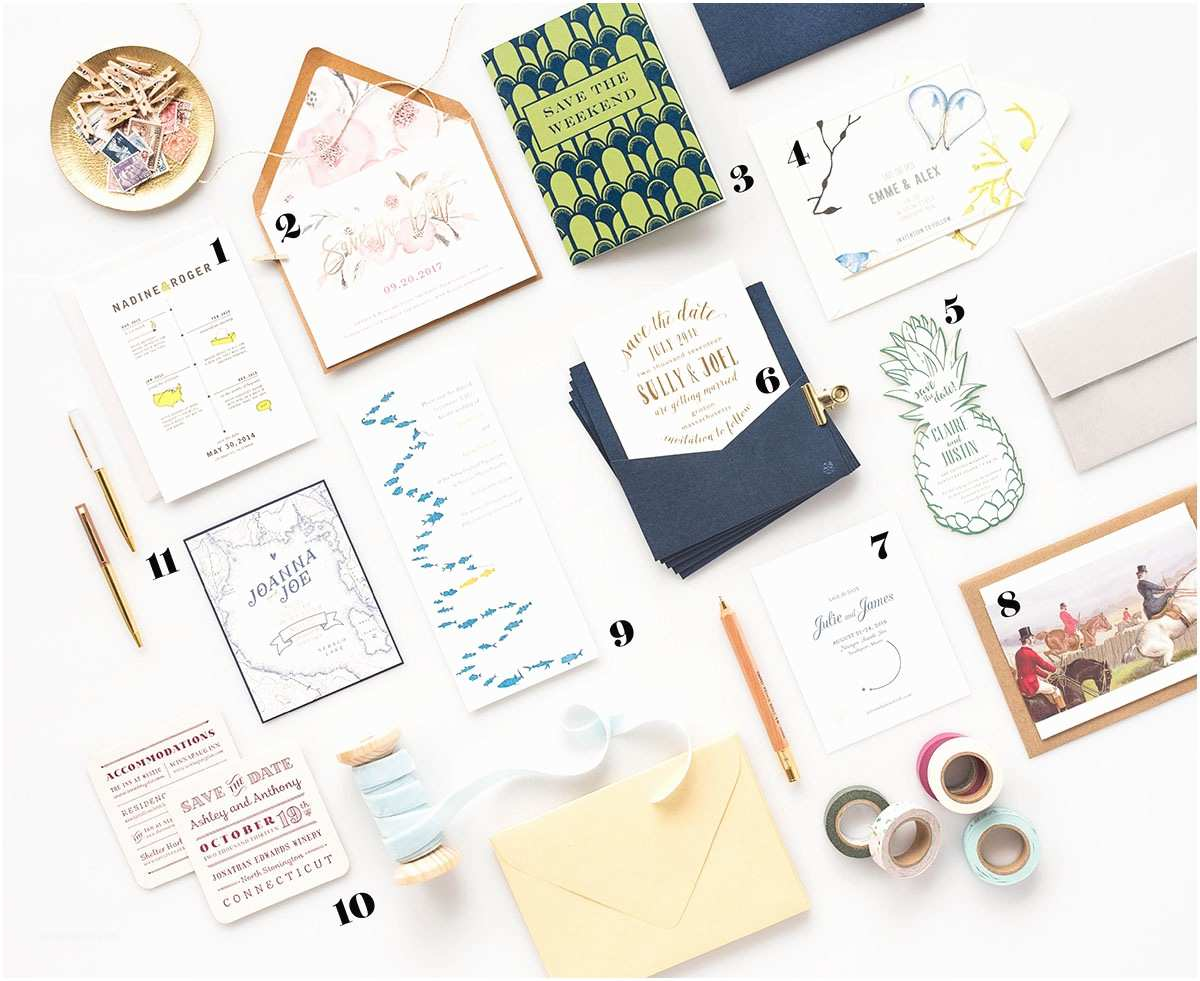 Wedding Invitations Boston Push the Envelope with Creative Wedding Invitation
