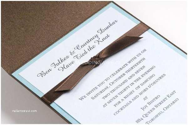 Wedding Invitations Burlington social Notes Custom Invitations