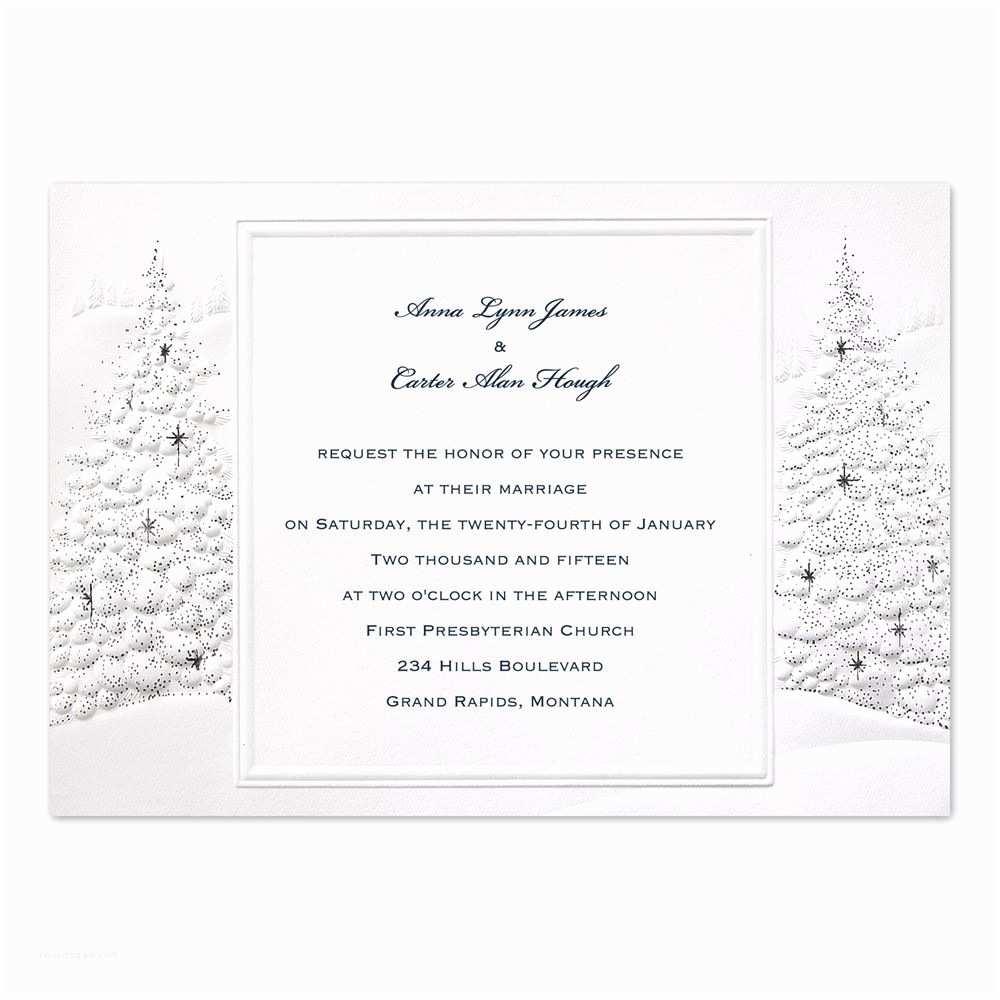 Wedding Invitations by Dawn Wedding Wonderland Invitation
