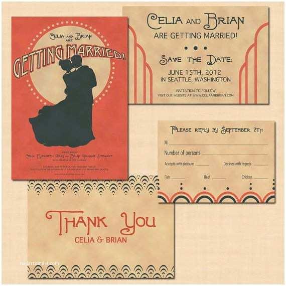 Wedding Invitations Charleston Sc Charleston Wedding Invitation Suite Save the Date Invite