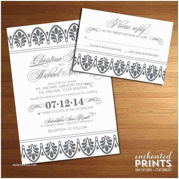 Wedding Invitations Charleston Sc Charleston Wedding Invitations 1920 S themed by