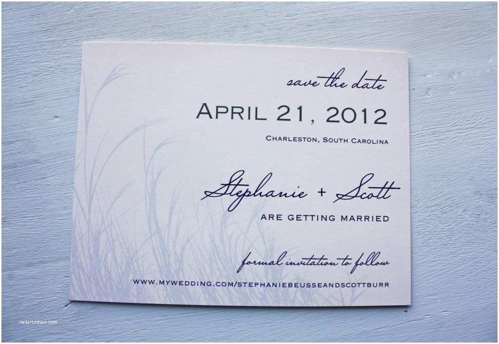 Wedding Invitations Charleston Sc Purple Marsh Grass Willow Tree & Lantern southern Wedding