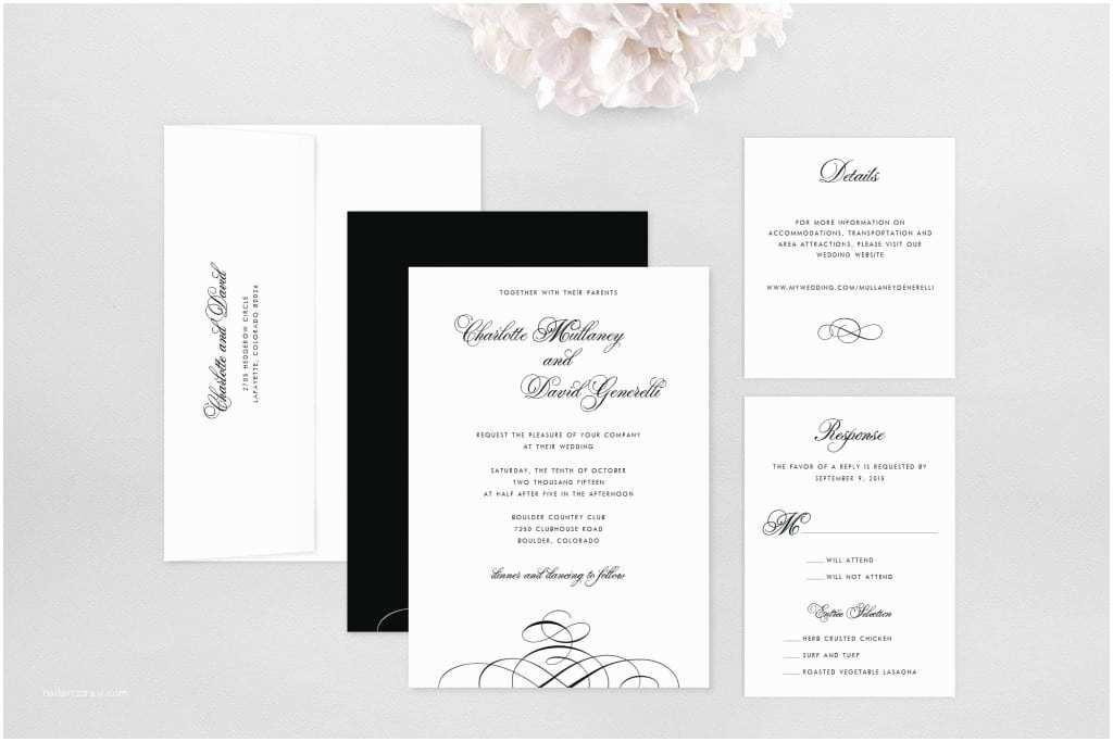 Wedding Invitations Charlotte Nc Charlotte Glamorous Wedding Invitation