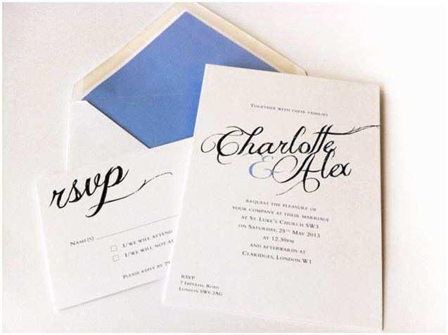 Wedding Invitations Charlotte Nc Charlotte Invitation From Cld Stationery
