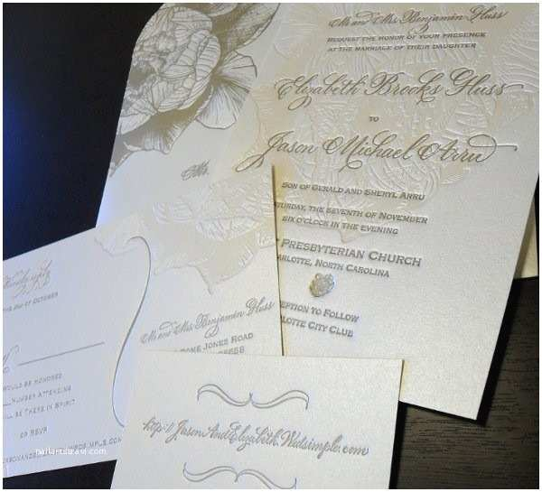 Wedding Invitations Charlotte  Charlotte Invitations Invitations Charlotte