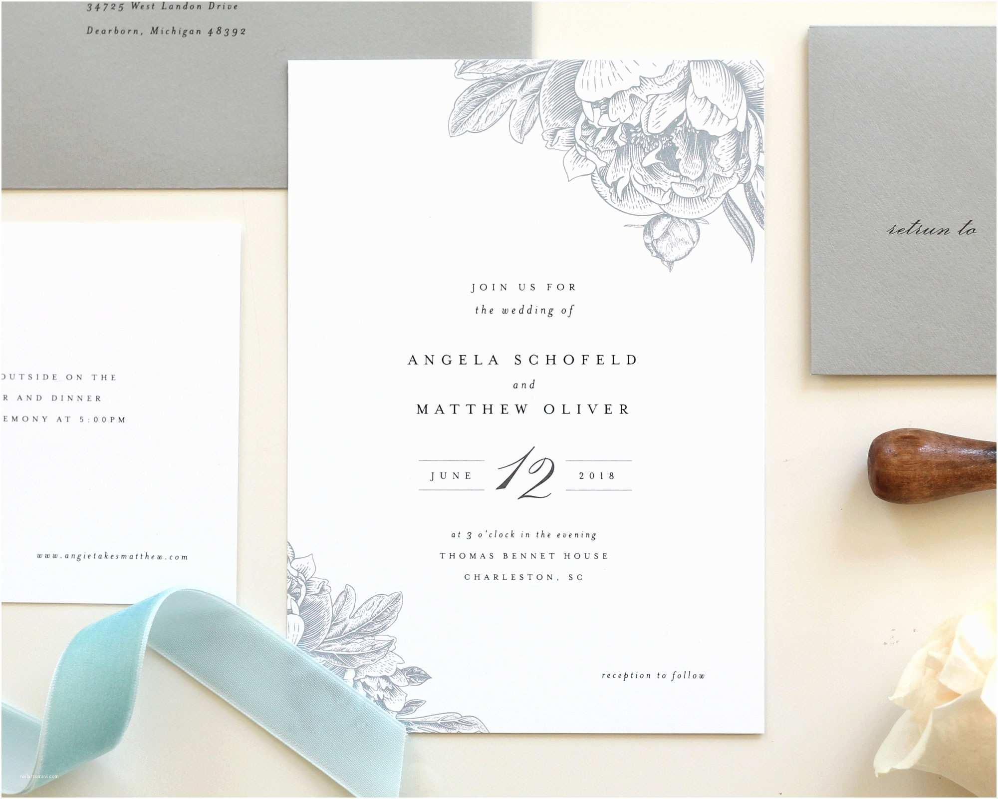 Wedding  Charlotte Nc Dusty Blue Wedding