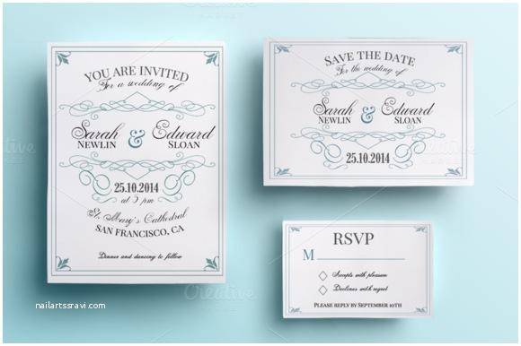 Wedding Invitations Cheap Packs Vintage Wedding Invitation Pack Invitation Templates On