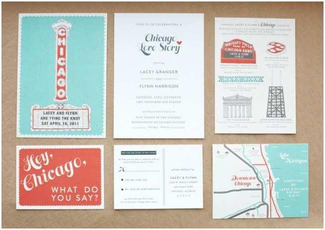 Wedding Invitations Chicago Chicago Wedding Invitations with Wedding Invitations