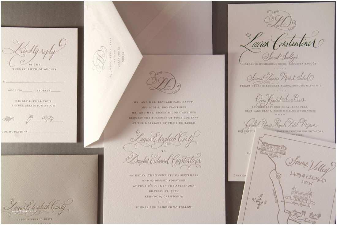 Wedding Invitations Dallas Dallas Calligraphy And Dallas Wedding Invitations •