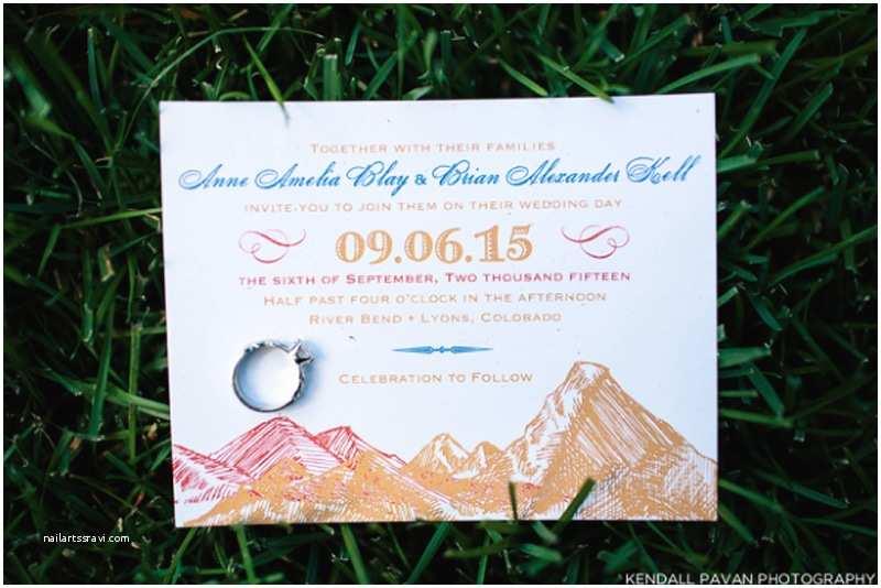 Wedding Invitations Denver Colorado Wedding Invitations Denver and How to assemble