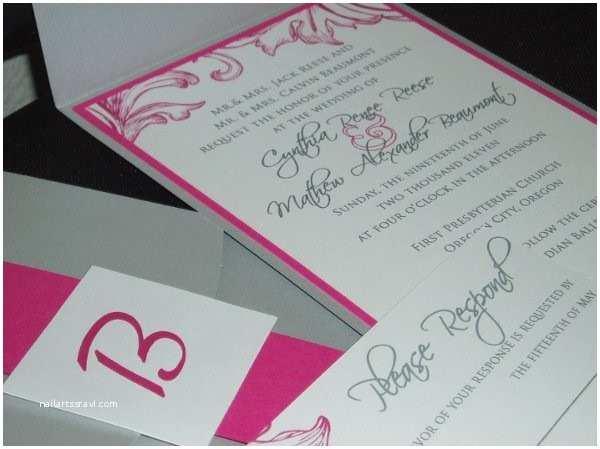 Wedding Invitations Denver Platinum Invitations & Stationery Inc Invitations