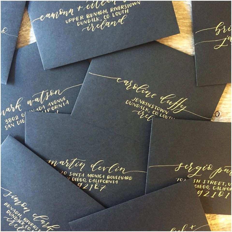 Wedding Invitations Etiquette Addressing Envelopes How to Address Wedding Invitations — Twinkle & toast