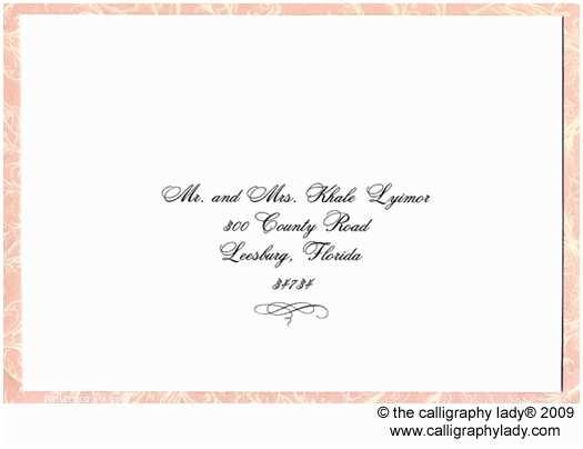 Wedding Invitations Etiquette Addressing Envelopes Wedding Invitations Etiquette – Gangcraft