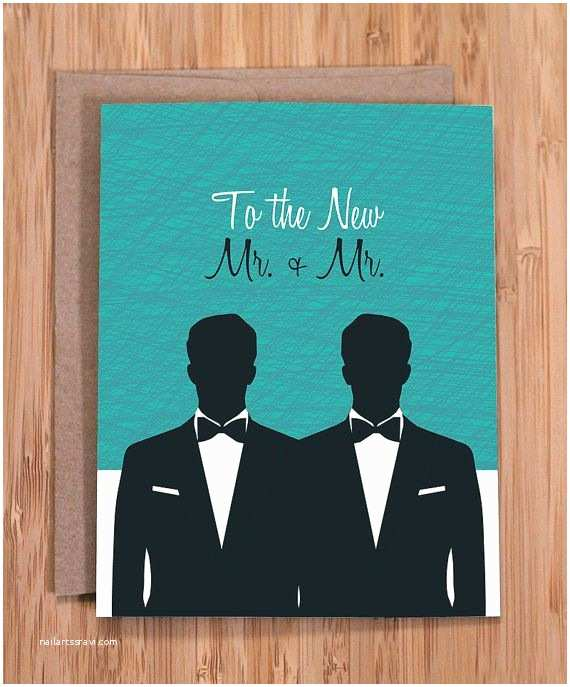 Wedding Invitations For Gay Couples Like This One The Cliché Wedding