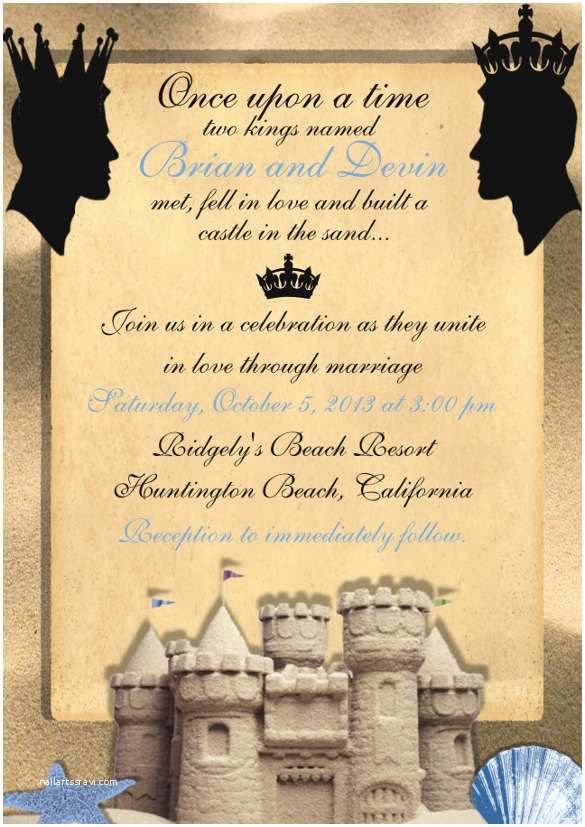Wedding Invitations for Gay Couples Lovely Wedding Invitation Wording Gay Couple