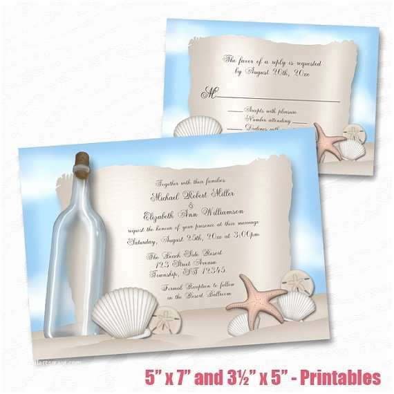 Wedding Invitations In A Bottle 27 Best Images About Message In A Bottle On Pinterest