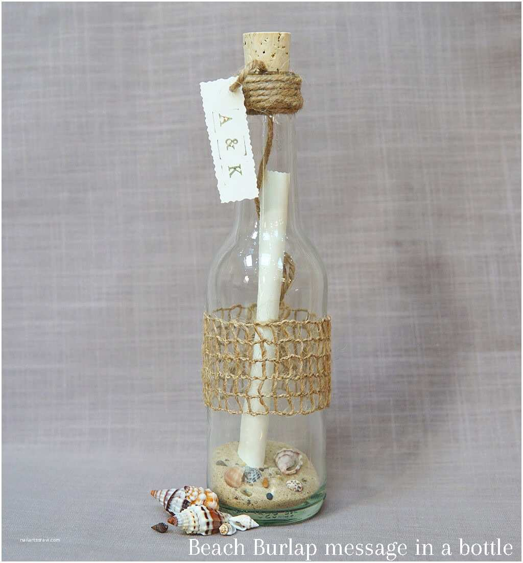 Wedding Invitations In A Bottle Message In A Bottle Wedding Invitations