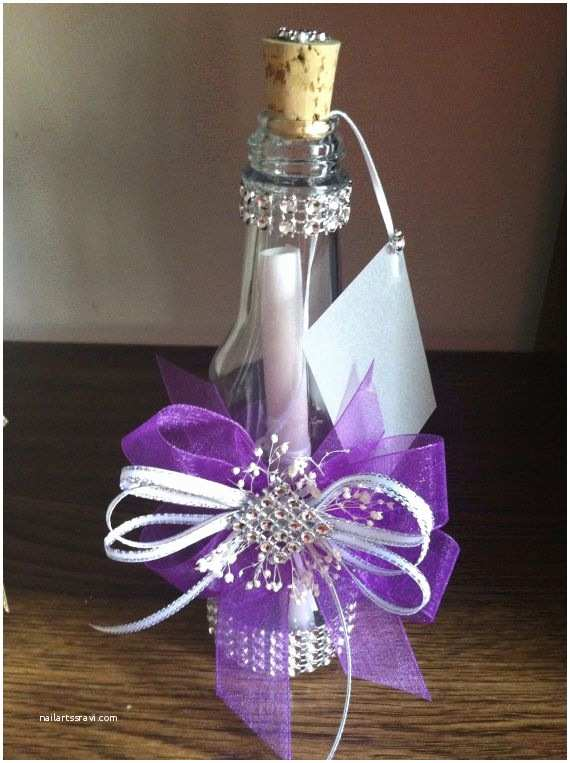 Wedding Invitations In A Bottle Quinceanera Wedding Bottles and Invitations On Pinterest
