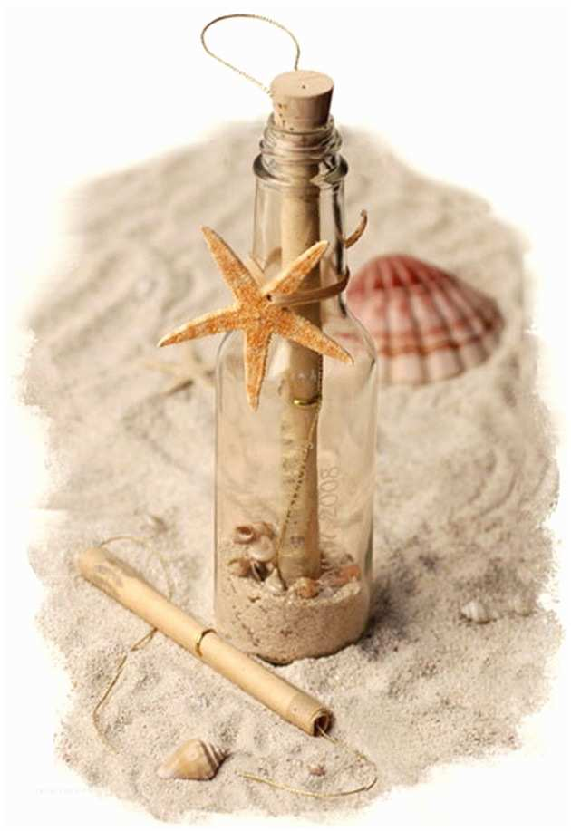 Wedding Invitations In A Bottle Seal and Send Beach Wedding Invitations to Set the tone