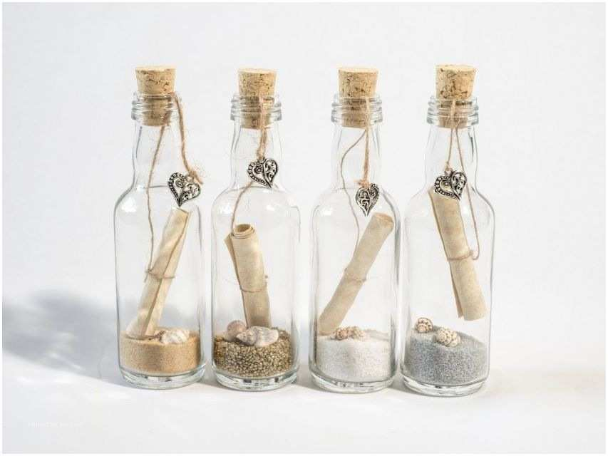 Wedding Invitations In A Bottle Small Message In A Bottle Style Wedding Invitation