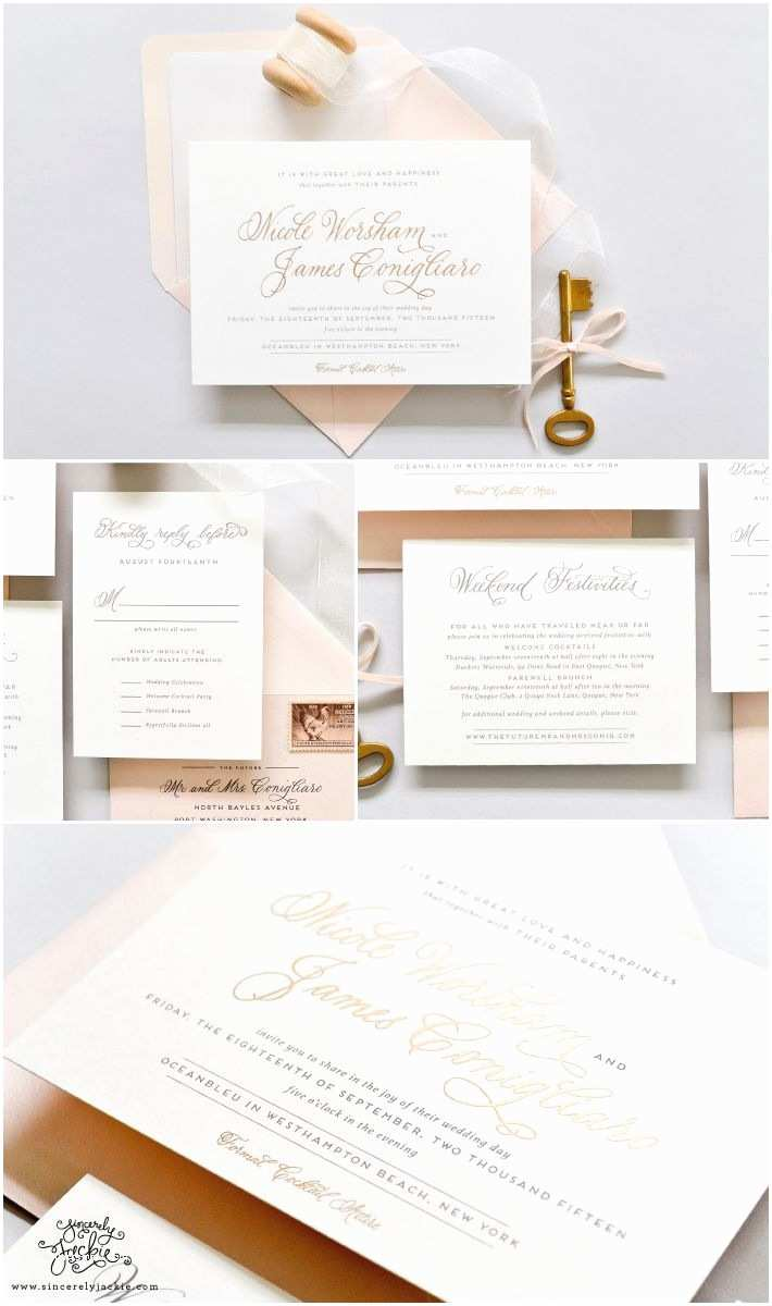 Invitations In Long Island Wax Seals Stationery With Magnificent