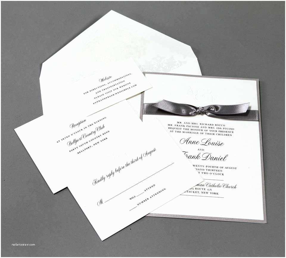 Wedding Invitations In Long  Wedding Invitations Of New York & Long