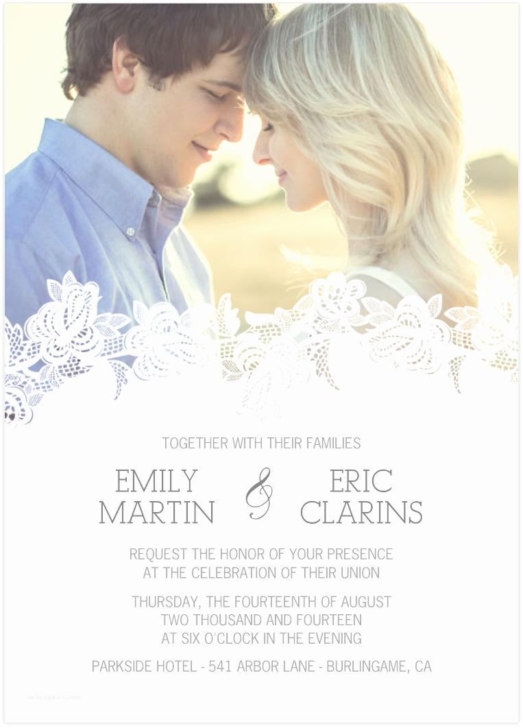 Wedding Invitations Lace 25 Fantastic Wedding Invitations Card Ideas