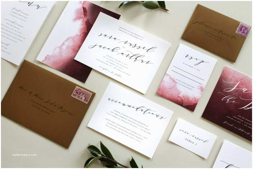 Wedding Invitations Long island Designs Calligraphy Wedding Invitations Long island with