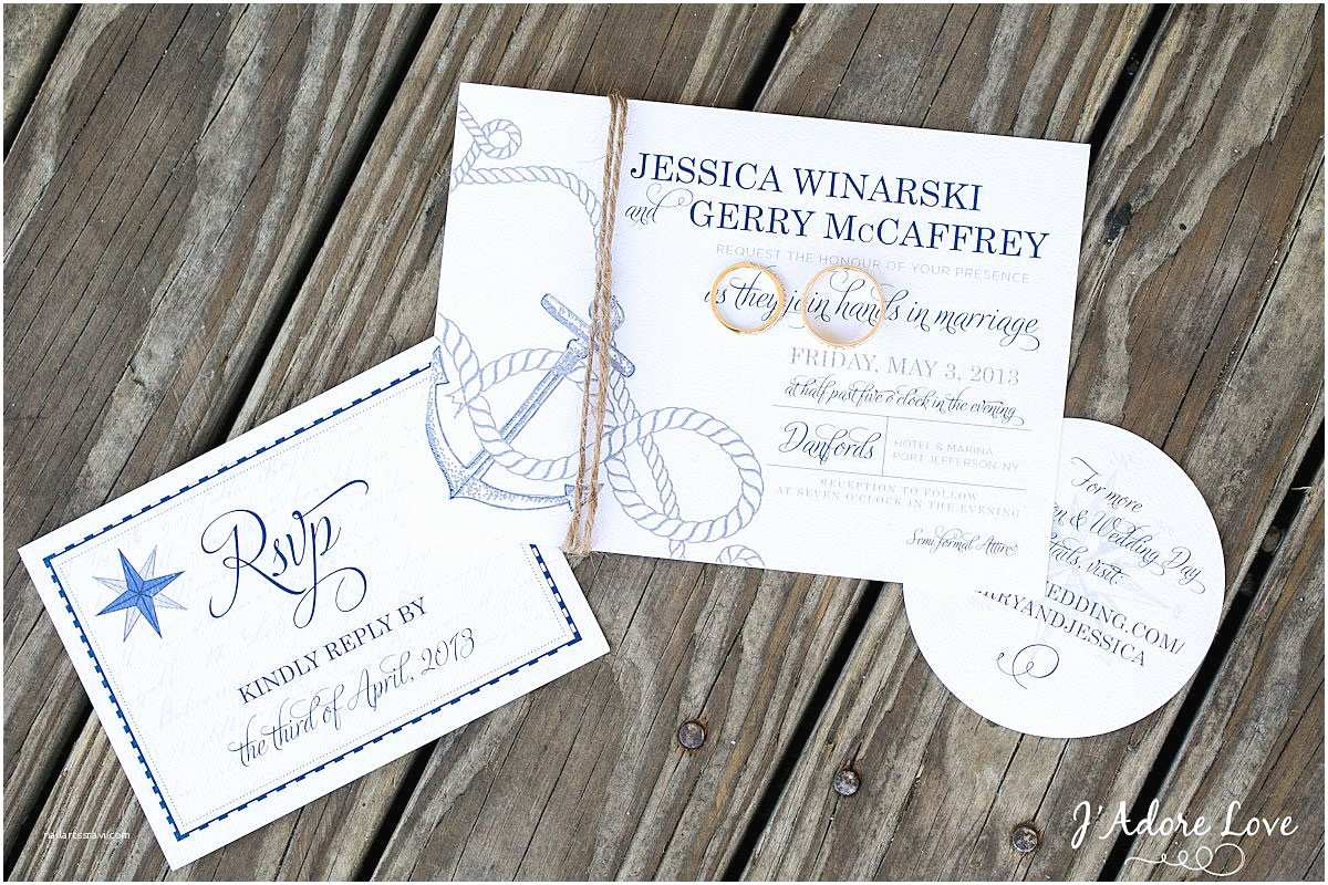 Wedding Invitations Long island Jessica Leigh Paperie — Custom Wedding Invitations Long
