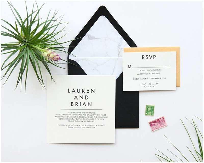 Wedding Invitations Los Angeles Stylish La Stationery Shops for Custom Wedding Invitations