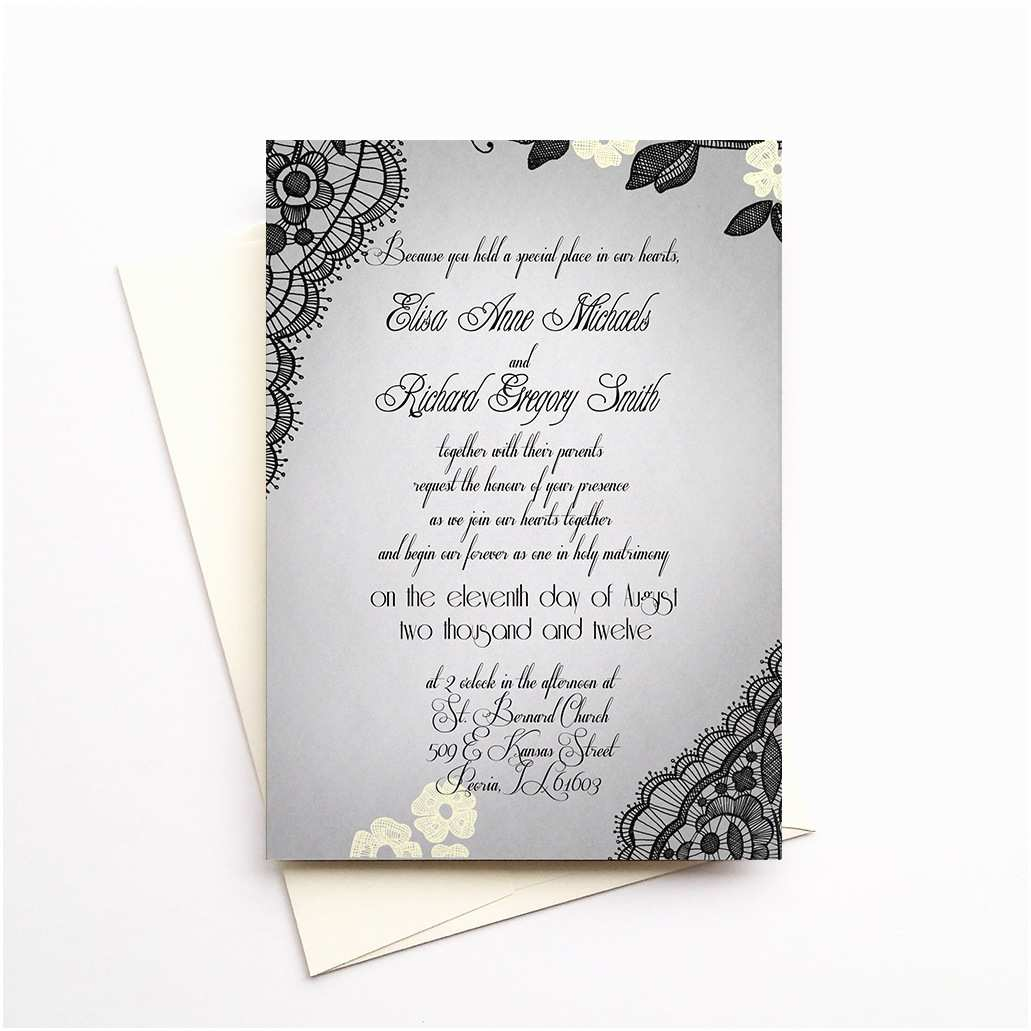 Wedding Invitations Peoria Il Peoria Wedding Invitations Deposit