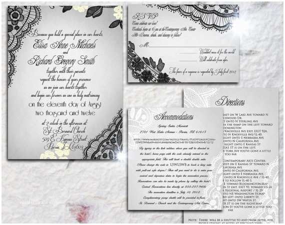 Wedding Invitations Peoria Il Printable Vintage Wedding Invitations Peoria Suite