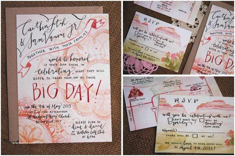 Wedding Invitations Rochester Ny Kelly Place Illustration & Design Invitations