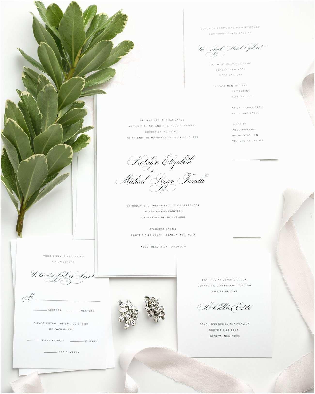 Wedding Invitations Samples Free Wedding Invitation Samples