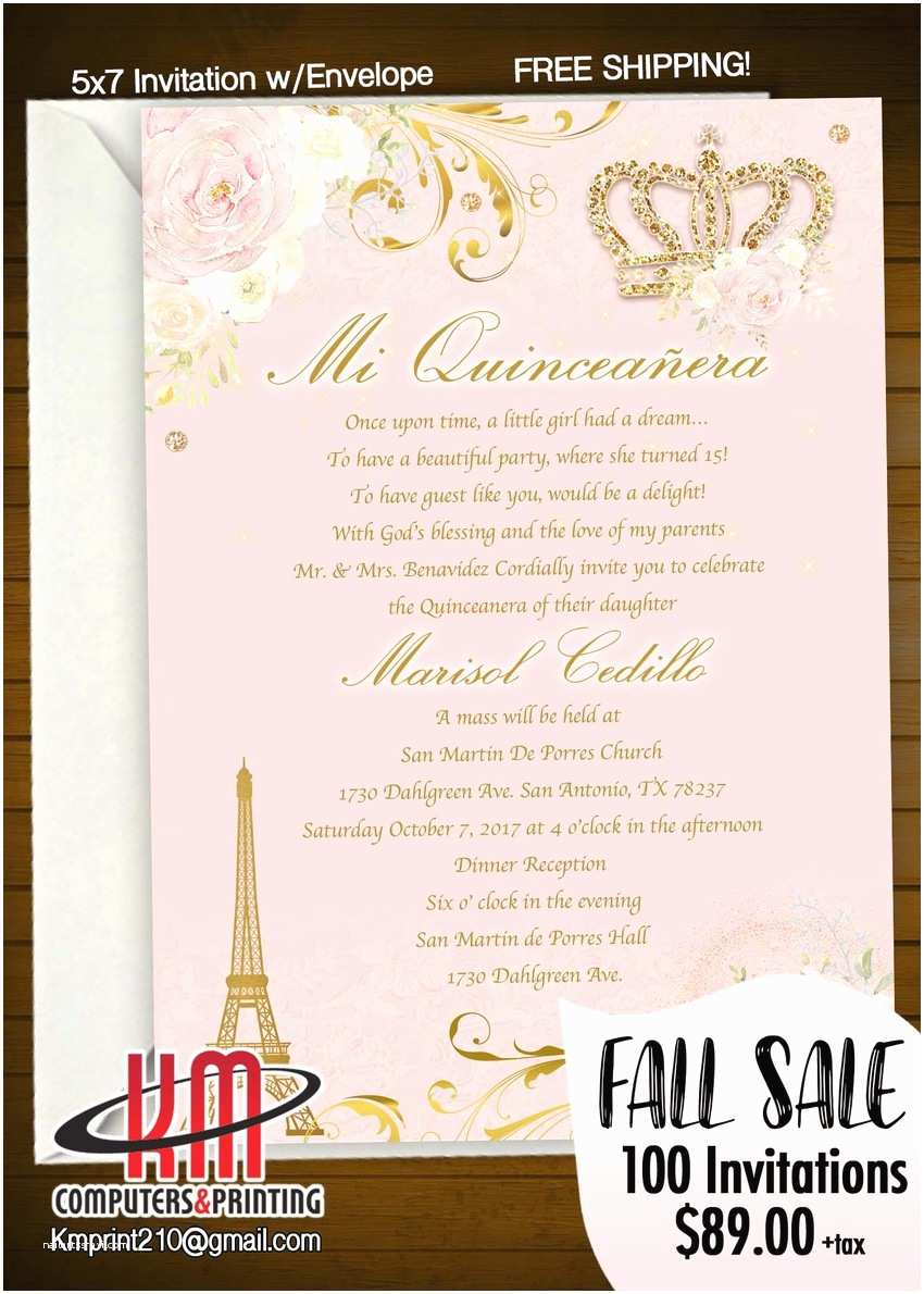 Wedding Invitations San Antonio Km Print Custom Invitations San Antonio
