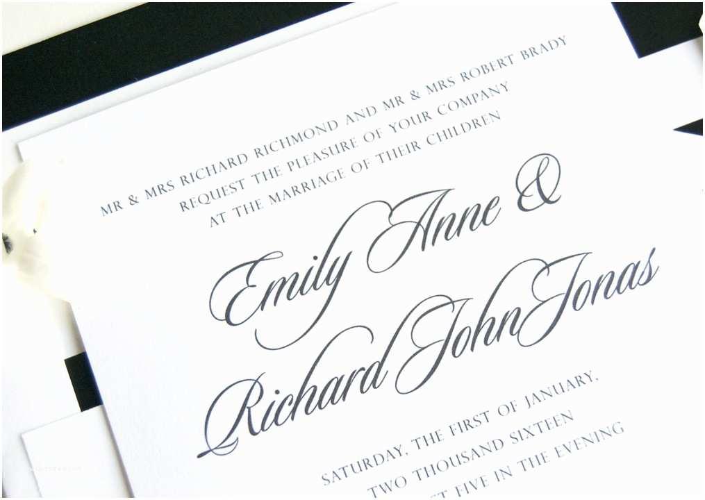 Wedding Invitations Seattle Seattle Skyline Wedding Invitations