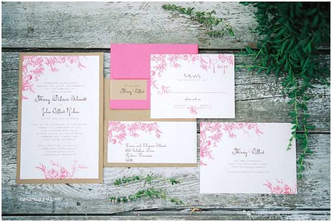 Wedding Invitations Stillwater Mn Mary and Elliot Camrose Hill Flower Farm Wedding