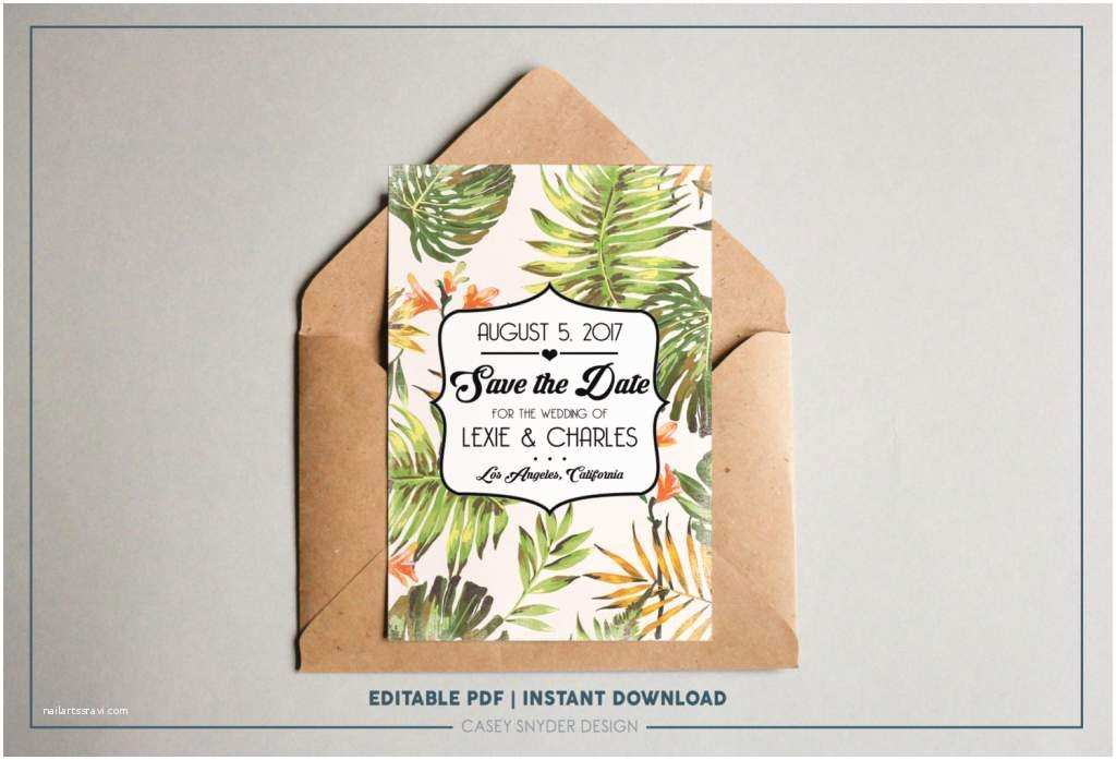 Wedding Invitations To Print At Home For Free Free Printable Wedding Invitation