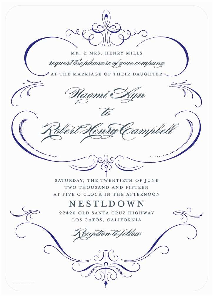 Wedding Invitations Tuxedo formal Wedding Invitations 六月 2013