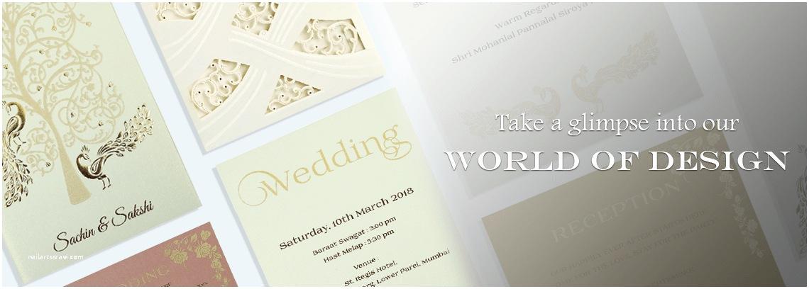 Wedding Invitations Under $1 Indian Wedding Invitations