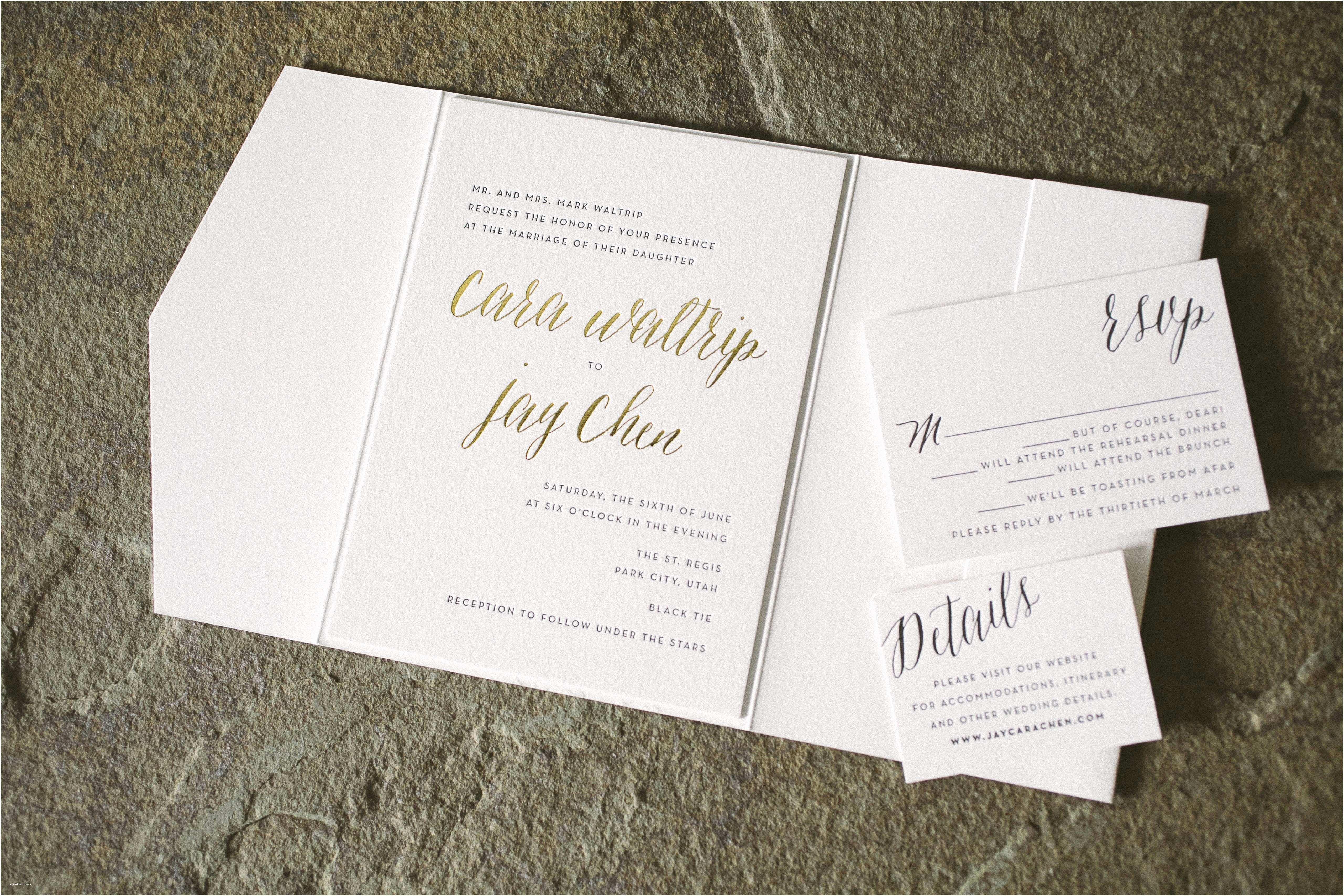 Wedding Invitations Utah 50 Best Wedding Invitations Utah Wedding