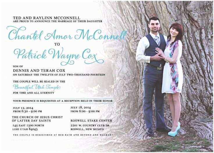 Wedding Invitations Utah 7 Best Wedding Invitations Images On Pinterest